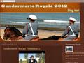 Gendarmerie Royale : blog des amis de la Gendarmerie Royal au Maroc