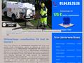 Débouchage Canalisations 94 : tout service de débouchage canalisation à l'aide de camion pompe haute pression