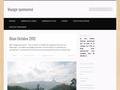 Voyage Sponsorisé : blog pour sponsoriser mes voyages par Dennat
