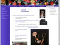 Bijoux Williamine : création et vente en ligne de bijoux fantaisie, unique, du chic à l'ethnique