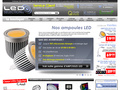 Lux et Déco : ampoules leds qui vous permettront jusqu'à 90% d'économie d'énergie