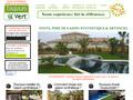 Toujours Vert : le spécialiste du gazon ou pelouse synthétique et artificiel dans tout le sud de la France