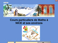 Cours Particuliers Maths : cours particuliers de mathématiques à domicile sur Nice