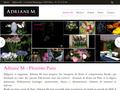 Adriane M : fleuriste à Paris pour plus de vitalité à votre intérieur en lui donnant de la couleur