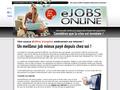 Job Sur Internet : emploi sur Internet et travail à domicile