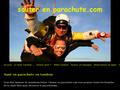 Sauter En Parachute : parachutisme en solo ou duo