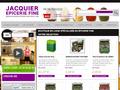 Jacquier : épicerie fine en ligne - conseils personnalisés