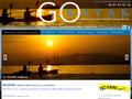 Go Kayak : randonnées en kayak de mer sur les magnifique sites de la côte d'azur