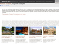Une Maison En Bois : guide de la maison en bois - conseils, informations et prix