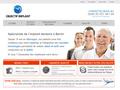 Objectif Implant : implants dentaire par des spécialistes en implantologie et en prothétique à Berlin