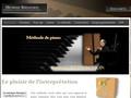 Méthode Bernachon : formule avantageuse pour apprendre le piano chez vous