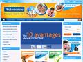 Autonomie : distributeur de produits pour incontinence - France