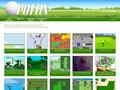 Puttix : jeux en flash de golf en ligne
