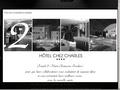 Chez Charles : Hôtel 4 étoiles à Calvi en Corse entre mer et montagne