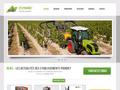 Pourret : revente de matériel agricoles neufs et d'occasion