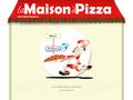 La Maison à Pizza : propose des pizzas à emporter ou livrées à domicile à Niort et Poitiers