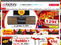 Sofactory : meubles design pas cher - canapé, fauteuil, chaise, table, commode et lit