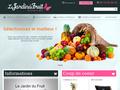 Le Jardin du Fruit : livraison à domicile ou au bureau de corbeille de fruits exotiques