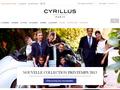 Cyrillus : mode chic pour femme, homme et enfant