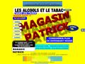 Magasin Patrick en Andorre : alcools et tabac sans taxes