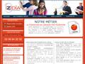 Izidia : cours de langue par t�l�phone pour particuliers et professionnels