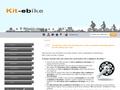 Kit-ebike : convertir votre vélo actuel avec un kit moteur vélo à assistance électrique