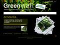 Green Wall : création de murs végétaux