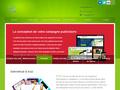 Icoz : création de site web, développement d'applications web et mobile, web marketing et vente de logiciels