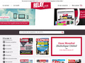 Relay : 600 abonnements magazines en ligne