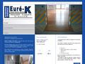 Eure K Conseil Solution Bâtiment : menuisier agenceur expert à Compiègne