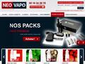 Neovapo : ne fumez plus grâce à la cigarette électronique