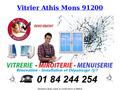 Vitrier Athis Mons : prestations soignées en vitrerie et miroiterie