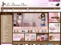 Les Dessous Chics Lyon : boutique en ligne de lingerie fine haut de gamme