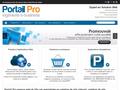 Portail Pro : création site internet et portail internet
