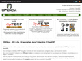 Openova : solutions open source pour votre gestion