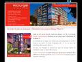 Rouge Condominiums : condo à vendre à Montréal