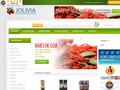 Jolivia : vente de produits bio tels que spiruline, chlorella ou baies de goji