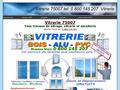 Vitrerie 75007 : assistance en vitrerie 24h sur 24 et 7j sur 7