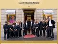 Claude Maxime : salon de coiffure et esthétique haut de gamme à Paris