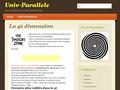 Univ Parallèle : annuaire qui vous propose un bon lien en dur et en dofollow vers votre site