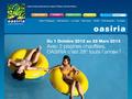 Oasiria : aqua park et piscine à Marrakech