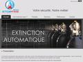 SFED : détection et extinction d'incendie au Maroc