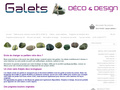 Galets D�co Design : d�coration et design en galets
