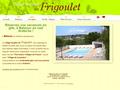 Gîtes Frigoulet : gîte à Balazuc en Ardèche