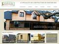 L'Atelier du Bois : constructions à ossature de bois et travaux d'isolation écologique