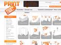 Print Moins Cher : imprimerie en ligne la moins cher pour vos flyer, carte de visite, roll up et brochures