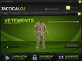 Tactical Oi : airsoft et accessoires militaires