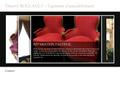 Tapissier d'Ameublement : Thierry Boulault tapissier d'ameublement à Paris