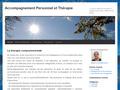 Accompagnement Personnel : therapie comportementale, PNL, hypnose et reiki