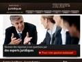 Service Juridique : conseil juridique en ligne avec un spécialiste